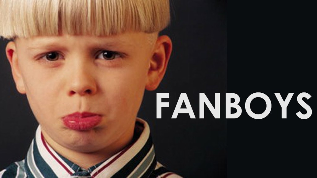I fanboy amano le loro console, nel senso stretto della parola
