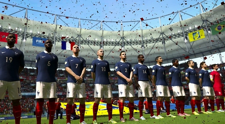 2014 FIFA World Cup Brazil: nuovo video dedicato a finte ed esultanze