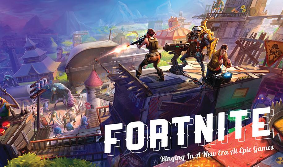 Fortnite: immagini e dettagli da Game Informer