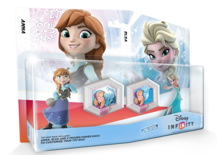 Disney Infinity, ecco i nuovi pack in tema Frozen e Phineas & Ferb