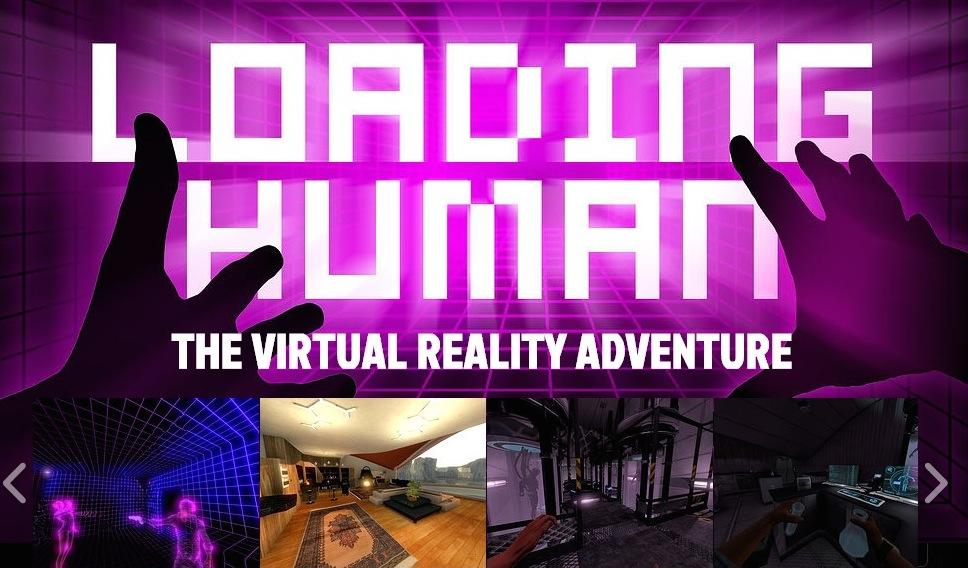 Loading Human, ecco cosa sappiamo sul primo gioco italiano per Oculus Rift