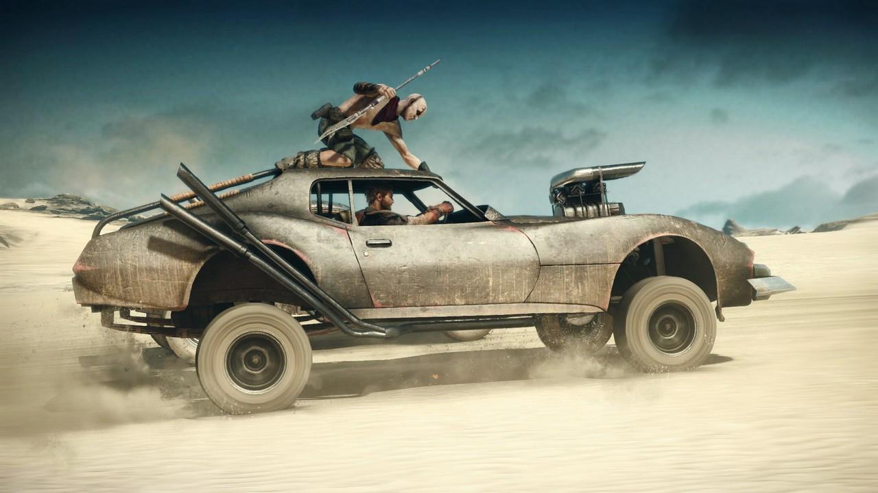 """Mad Max: il nuovo video """"Magnum Opus"""" annuncia lo slittamento al 2015"""
