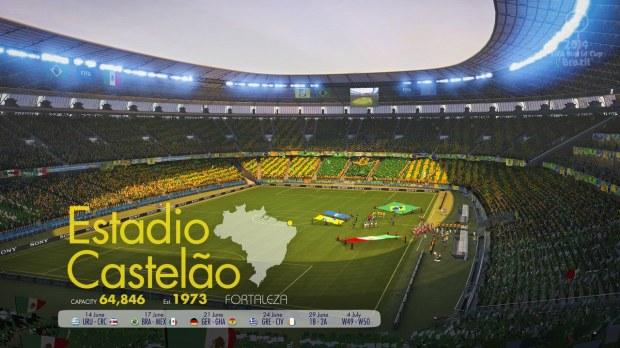 Mondiali FIFA Brasile 2014: tifoserie e stadi nel nuovo video di gioco