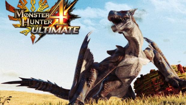 Monster Hunter 4 Ultimate: nuovo video sui mostri del deserto