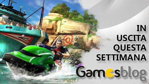 Videogiochi in uscita dal 7 al 13 aprile: Strike Suit Zero Director's Cut, Ghost Recon Phatoms, Kinect Sports Rivals