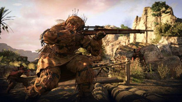Sniper Elite 3: la versione per PC e console next-gen in nuove immagini