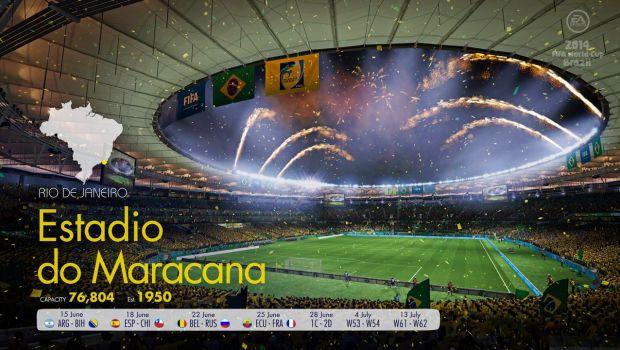 Mondiali FIFA Brasile 2014: nuove immagini sugli stadi