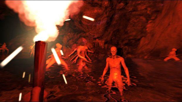 The Forest: ambientazioni e cannibali in nuove immagini di gioco