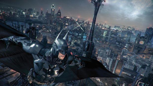 Batman: Arkham Knight si mostra in alcuni nuovi screenshot