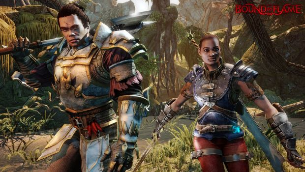 Bound by Flame: nuove immagini sulle possibilità di customizzazione dell'eroe