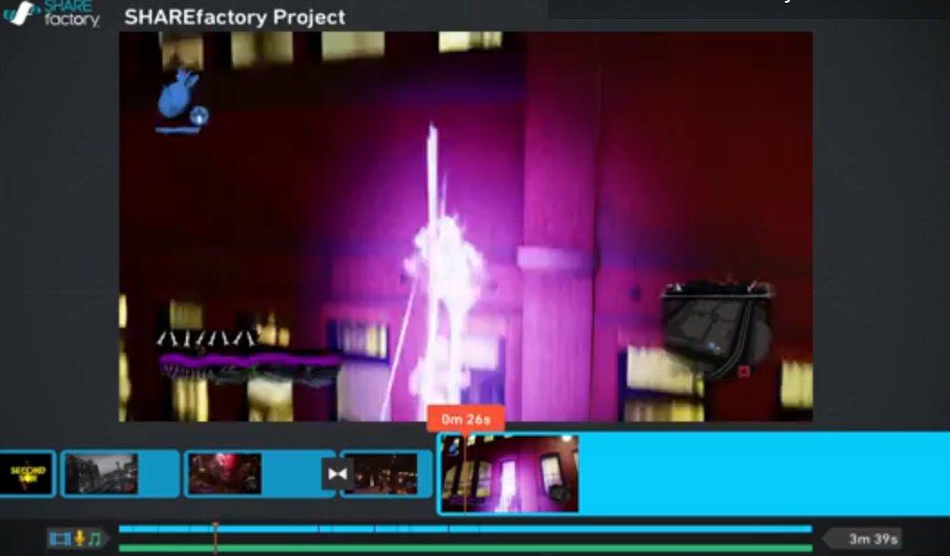 PlayStation 4: SHAREfactory e altre novità del firmware 1.70 svelate da Sony