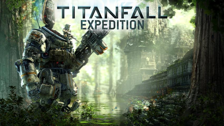 Titanfall, svelata la mappa War Games del DLC Expedition