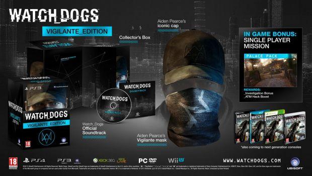 Watch Dogs: video unboxing dell'edizione Vigilante