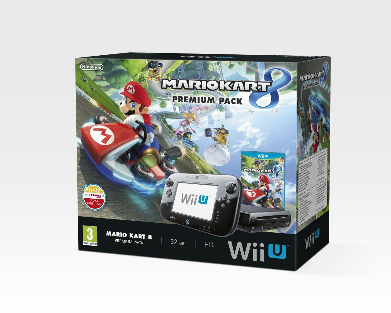 Mario Kart 8: Nintendo annuncia il bundle con Wii U