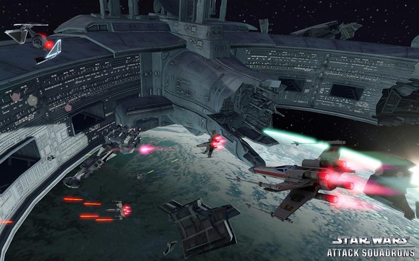 Disney cancella Star Wars: Attack Squadrons