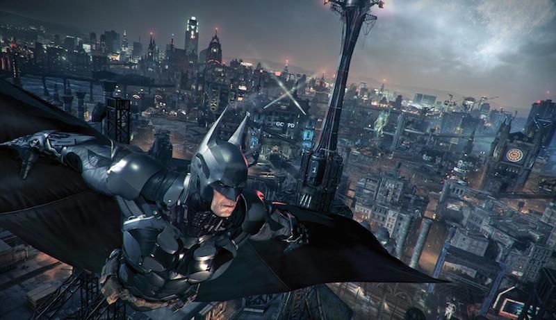 Batman: Arkham Knight – primo video di gameplay
