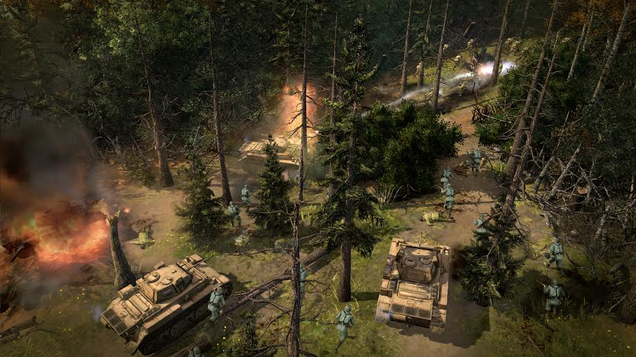Company of Heroes 2: The Western Front Armies, data d'uscita e trailer di gameplay