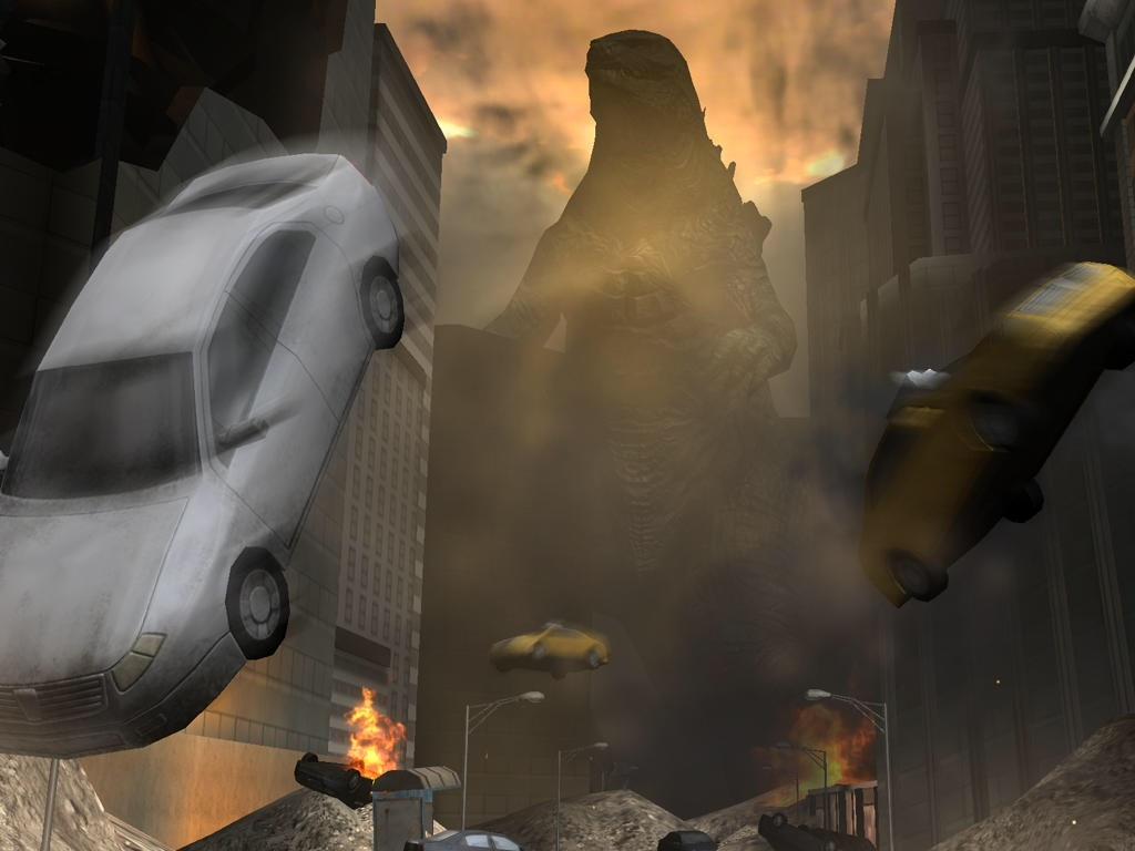 Godzilla, il gioco tratto dal film sbarca su iOS e Android