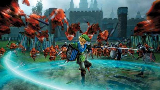 Hyrule Warriors: il crossover tra Zelda e Dynasty Warriors in nuove immagini di gioco
