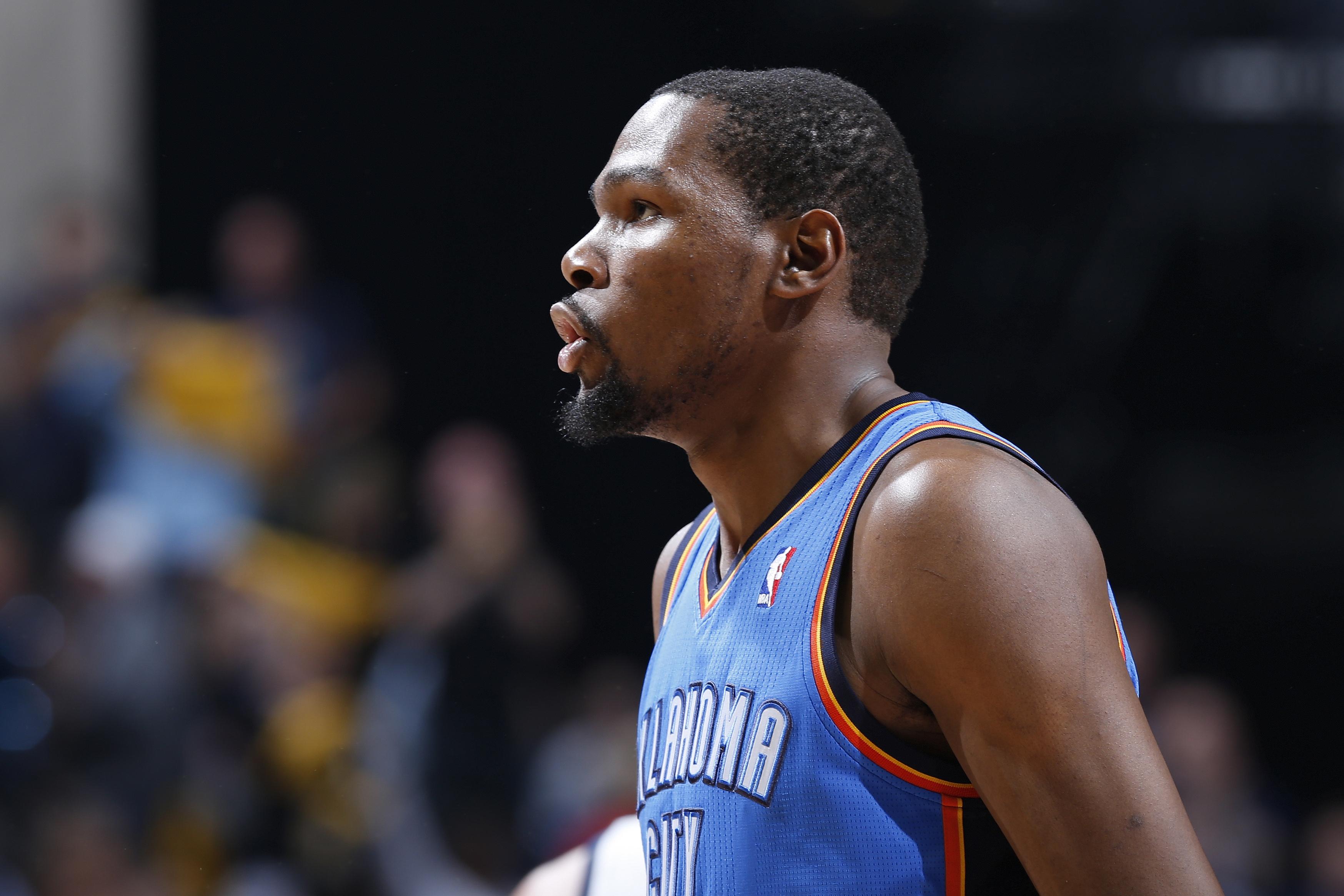 NBA 2K15: Kevin Durant sarà il giocatore di copertina