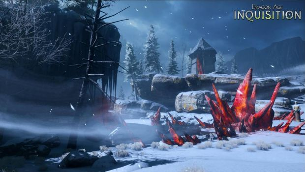 Dragon Age: Inquisition – le Tombe di Smeraldo e l'Emprise du Lion in nuove immagini ambientali