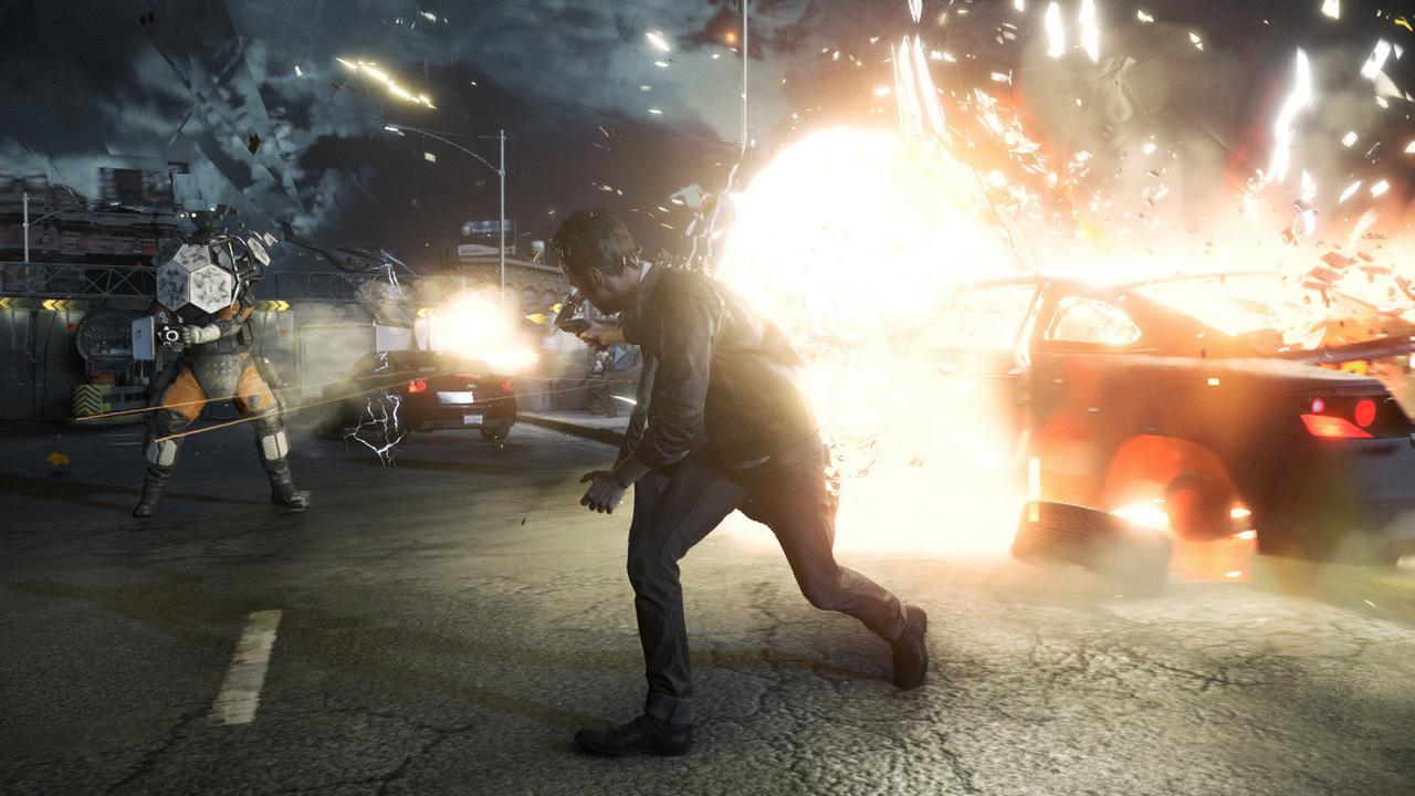 Quantum Break esce nel 2015: nuove immagini e scene di gioco