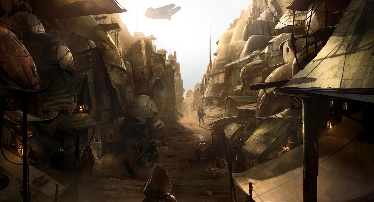 Star Wars 1313: nuovi concept art postumi
