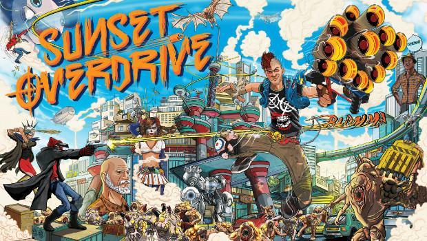 Sunset Overdrive: nuovo filmato di gioco