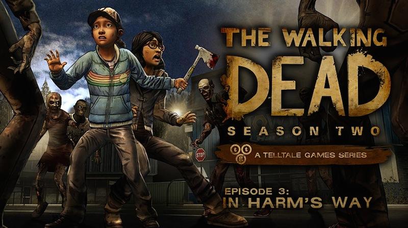 The Walking Dead – Stagione 2: l'Episodio 3 uscirà il 14 maggio