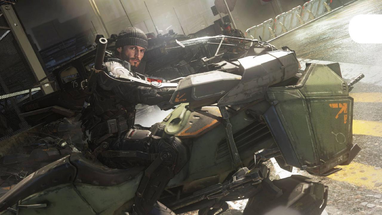 Call of Duty: Advanced Warfare, video di gameplay e dettagli dall'E3 2014