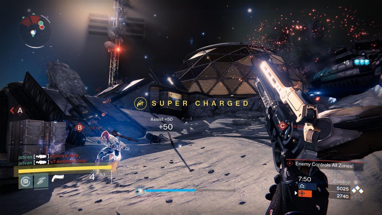 Destiny – E3 2014 – un'ora di video-dimostrazione e 30 immagini di gioco