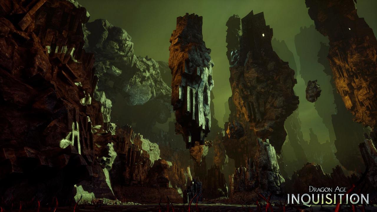 Dragon Age: Inquisition – il Fade in nuove immagini di gioco