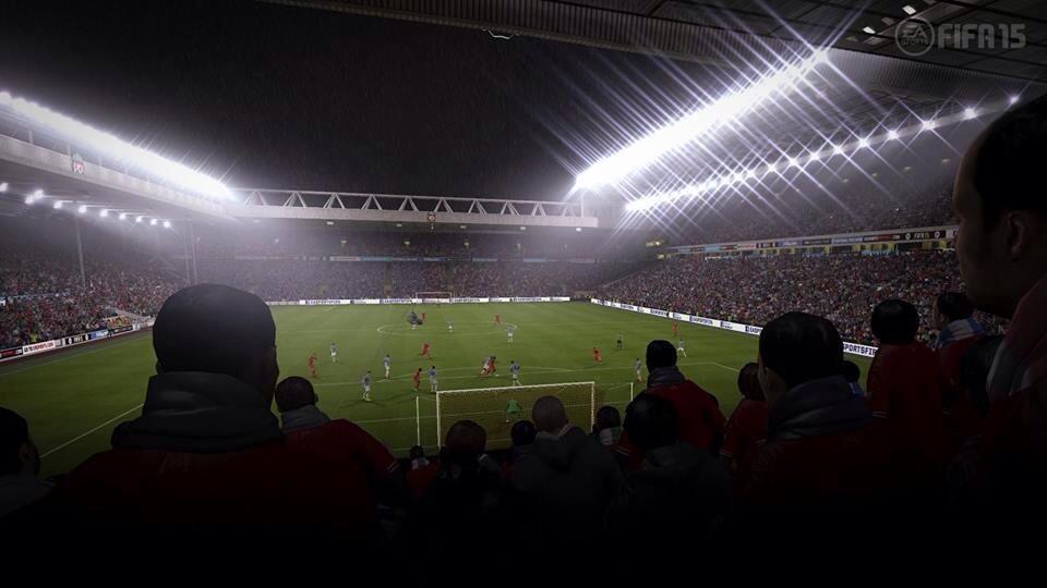 FIFA 15: gameplay trailer e data di uscita dall'E3 2014