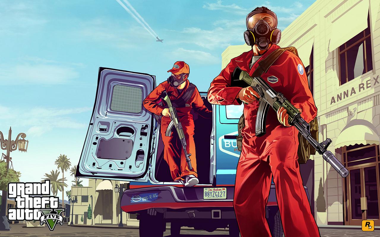 Grand Theft Auto V – E3 2014 – ecco il video che annuncia le versioni PC, PlayStation 4 e Xbox One