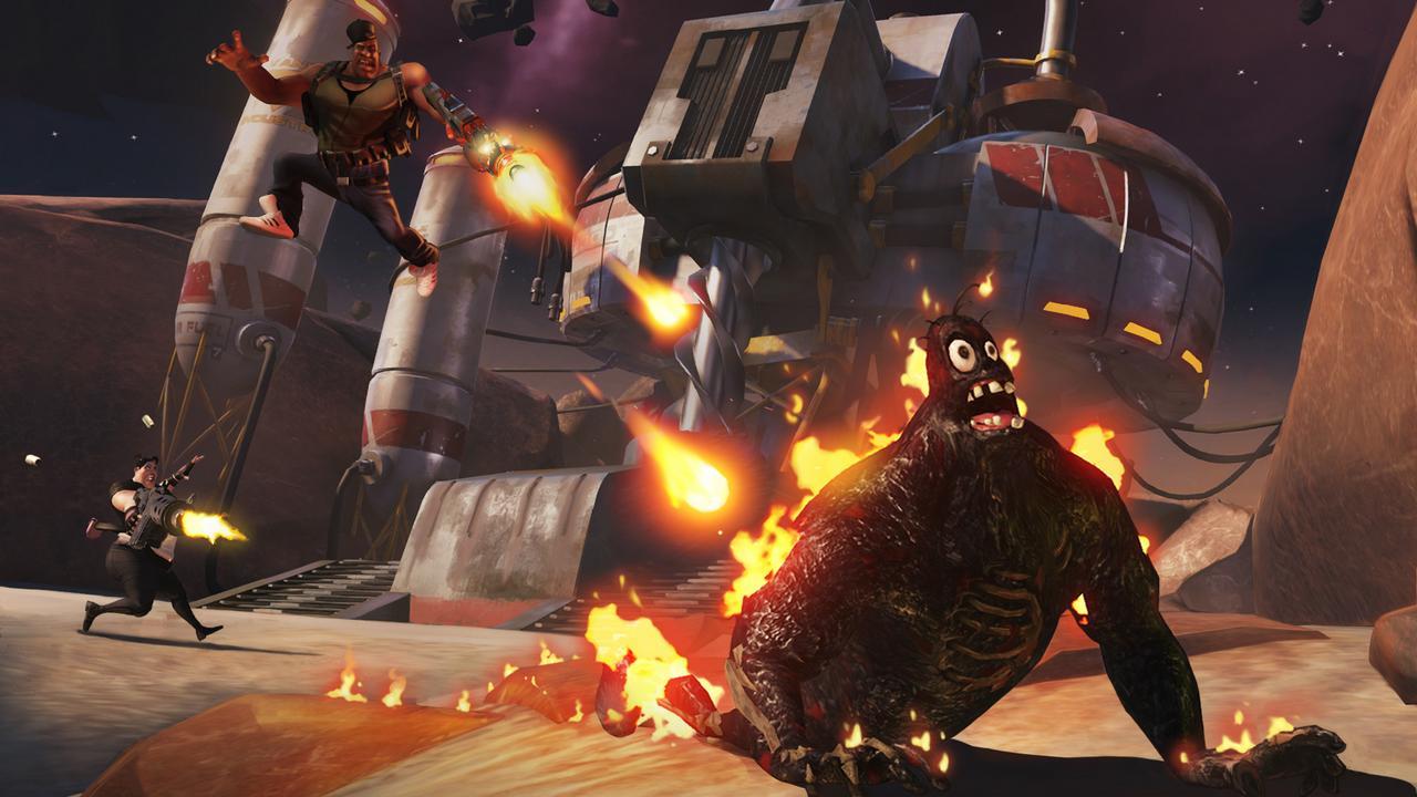 Loadout: immagini e video d'annuncio della versione PS4