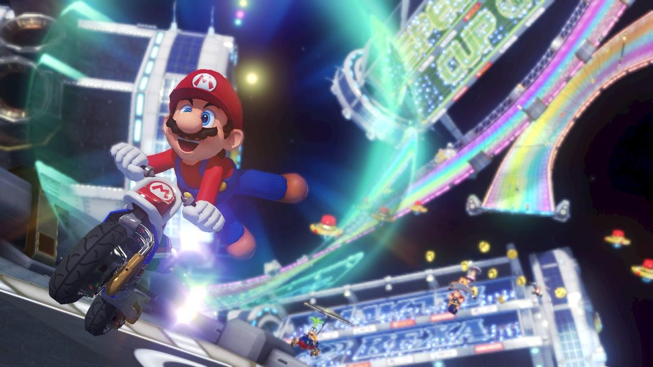 Le 5 cose da non fare quando si gioca a Mario Kart 8