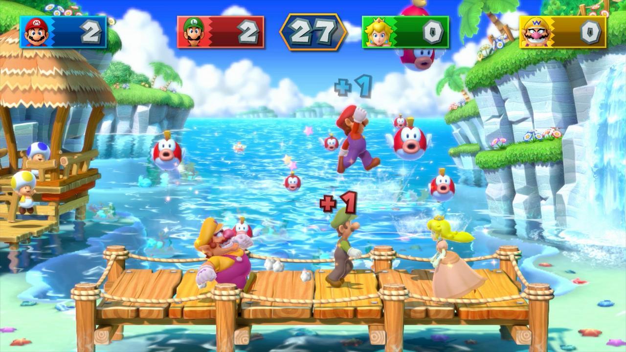 Mario Party 10 – E3 2014 – immagini d'annuncio e primo video di gioco