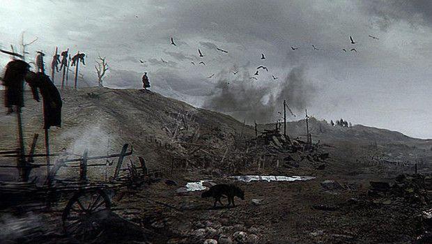 The Witcher 3: Wild Hunt – creature e scenari in nuovi bozzetti preparatori