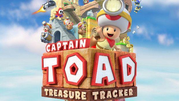 Captain Toad: Treasure Tracker – i mondi di gioco in nuove immagini