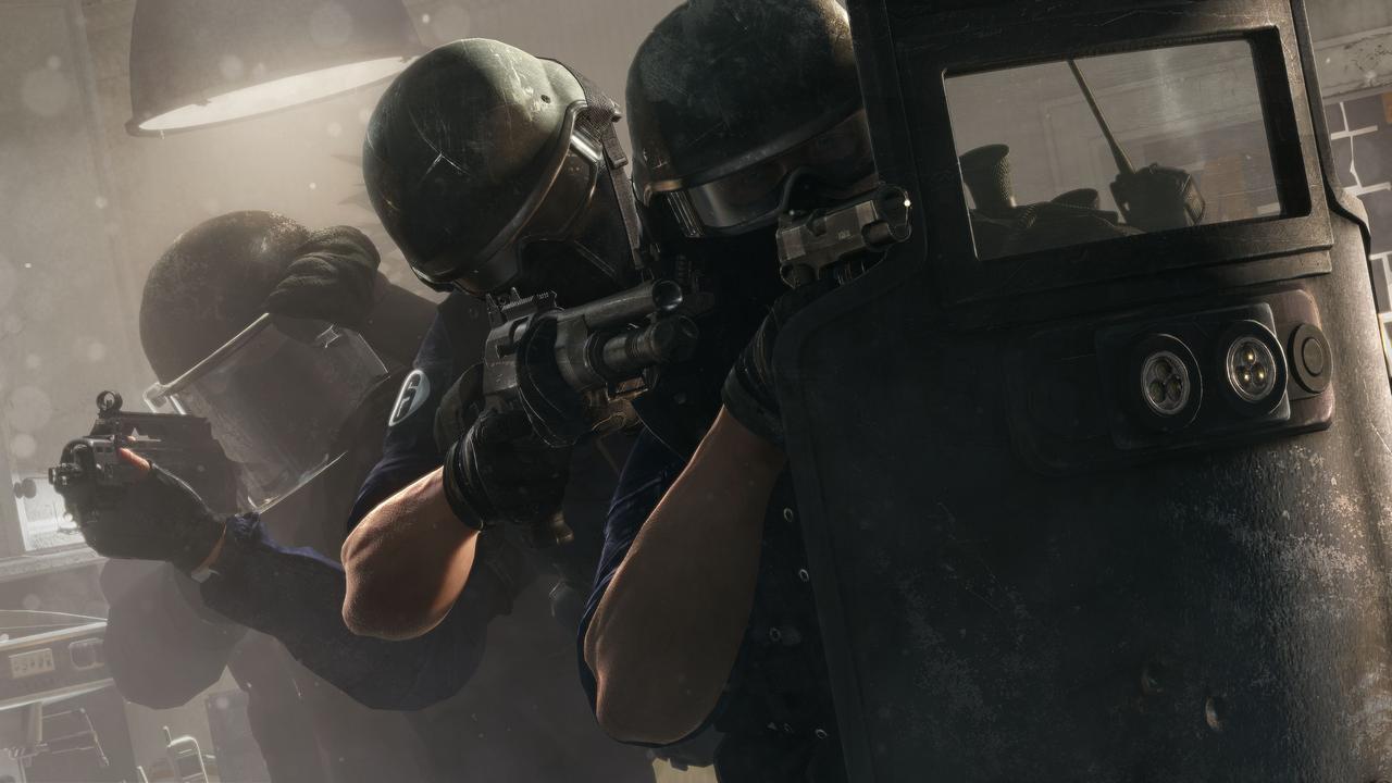 Rainbow Six: Siege – E3 2014 – trailer d'annuncio e prime immagini di gioco