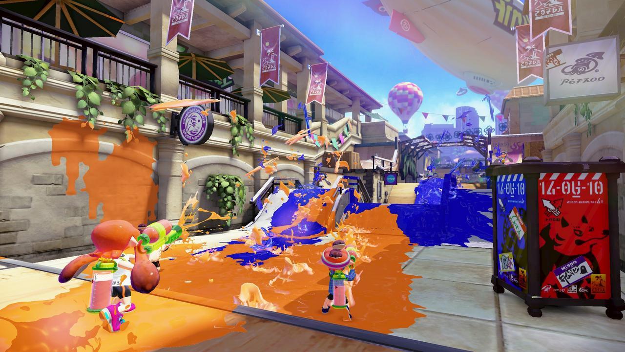 Splatoon per Wii U: nuove immagini e informazioni dagli sviluppatori