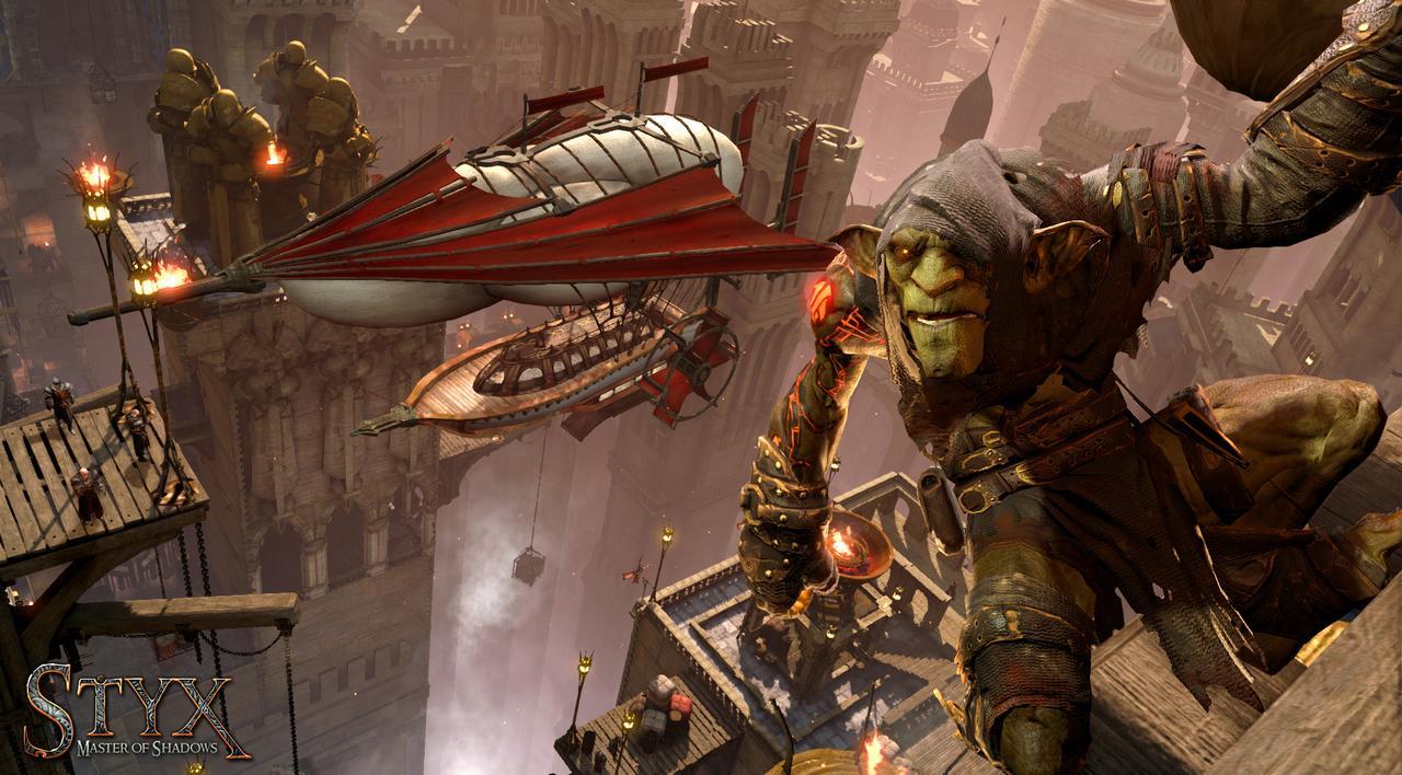 Styx: Master of Shadows uscirà anche su PS4 e XB1 – 15 minuti di video-dimostrazione e nuove immagini