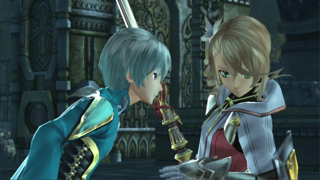 Tales of Zestiria PS3, nuovo trailer sull'RPG svela un altro personaggio