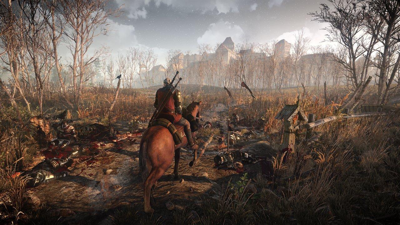 The Witcher 3: Wild Hunt, trailer pre-E3 e data di uscita