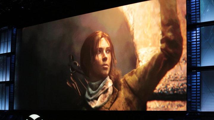Rise of the Tomb Raider: il trailer con Lara Croft visto all'E3 2014