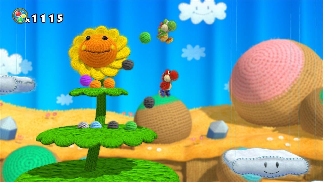 Yoshi's Woolly World per Wii U – immagini e video dall'E3 2014