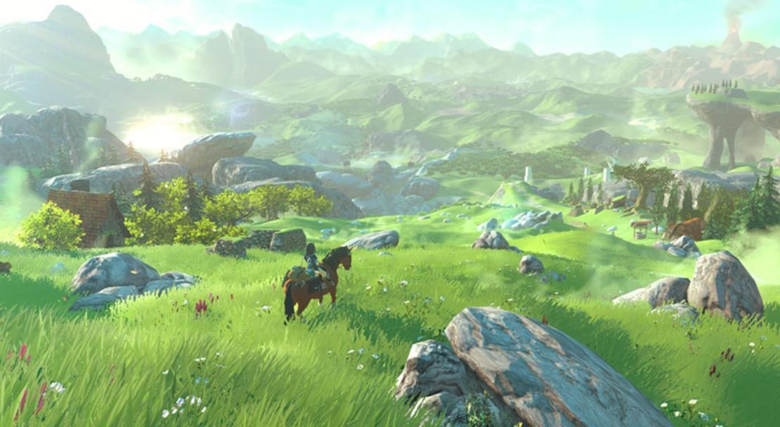 The Legend Of Zelda per Wii U, nuovi screenshot dall'E3 2014