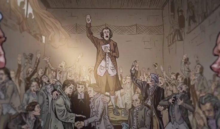 Assassin's Creed Unity: Rob Zombie e Tony Moore realizzano un corto animato