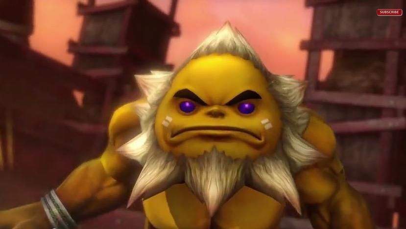 Hyrule Warriors, il trailer dedicato a Darunia