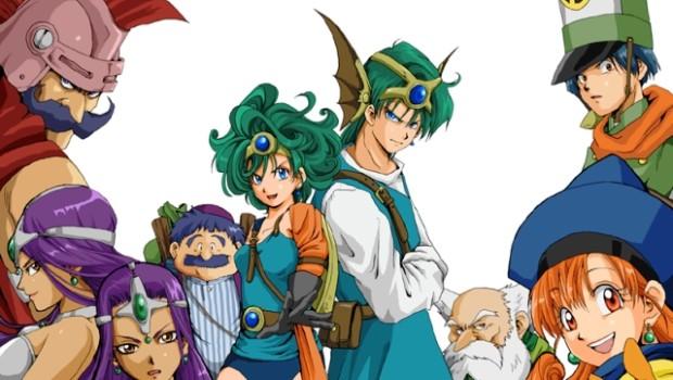 Gamescom 2014, line up Square Enix svelata con Dragon Quest IV a sorpresa